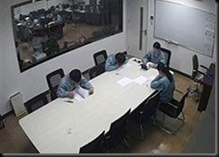 中国人5期生日本語講習
