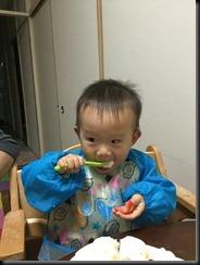 [20170105]②張洪興1クリスマスケーキ